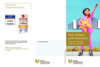 Aktuelles Prospekt von Agentur für Deutsche Vermögensberatung