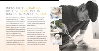 Aktuelle Broschüre von Barth Natursteine