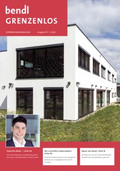 Aktuelle Broschüre von Bauunternehmen Bendl
