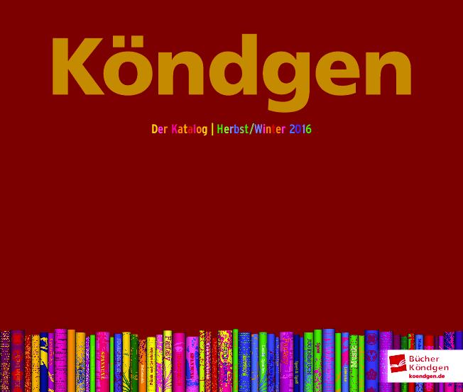 Aktuelle Broschüre von Köndgens Wupperliebe