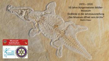 Aktuelle Broschüre von Bürgermeister-Müller-Museum