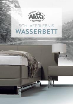 Aktuelle Broschüre von Bühler Bettsysteme