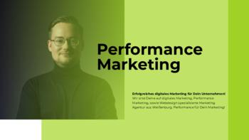 Aktuelle Broschüre von Carsten Seeberger - Performance Marketing und Webdesign