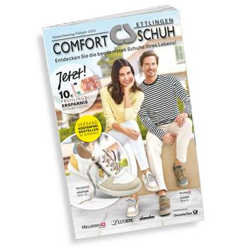 Aktuelle Broschüre von ComfortSchuh