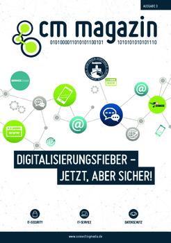 Aktuelle Broschüre von Connecting Media