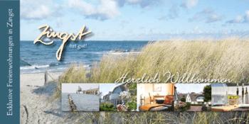 Aktuelle Broschüre von Exklusive Ferienwohnungen in Zingst