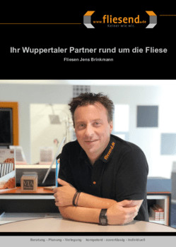 Aktuelle Broschüre von Fliesen Brinkmann