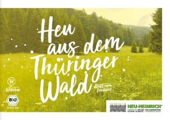 Aktuelle Broschüre von Heu-Heinrich GmbH & Co. KG