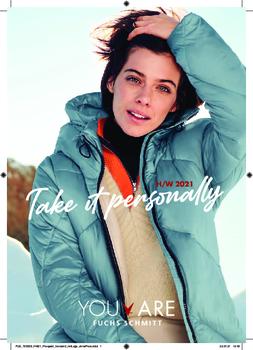 Aktuelle Broschüre von INDIGO Fashion | RÜHLE