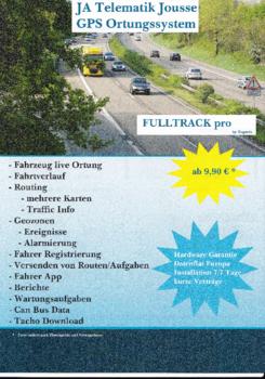 Aktuelle Broschüre von JA Telematik Jousse