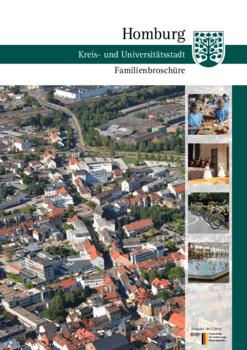 Aktuelle Broschüre von Kreis- und Universitätstadt Homburg