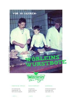 Aktuelle Broschüre von Metzgerei Wörlein
