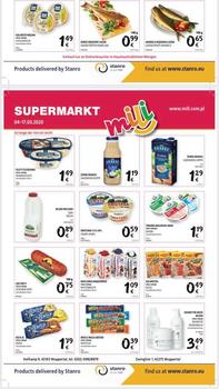 Aktuelle Broschüre von Mili-Markt Elberfeld