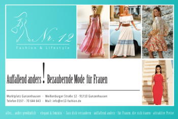 Aktuelle Broschüre von Nr. 12 Fashion & Lifestyle