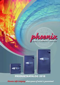 Aktuelle Broschüre von Phoenix Safe Deutschland GmbH
