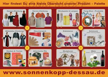 Aktuelle Broschüre von SONNENKOPP-DESSAU