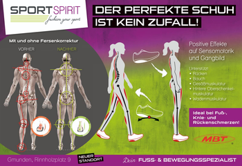 Aktuelle Broschüre von Sport Spirit