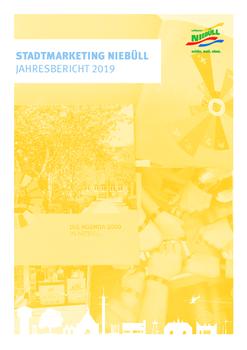Aktuelle Broschüre von Stadtmarketing Niebüll