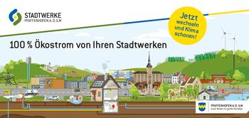Aktuelle Broschüre von Stadtwerke Pfaffenhofen a. d. Ilm