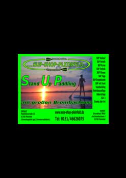 Aktuelle Broschüre von Sup-Shop-Pleinfeld