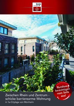 Aktuelle Broschüre von Top-Conception - Die Immobilienmakler