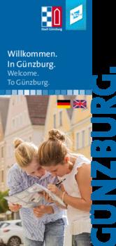 Aktuelle Broschüre von Tourist-Information Günzburg - Leipheim
