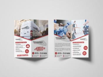 Aktuelle Broschüre von TransportExpert-YT