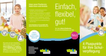 Aktuelle Broschüre von vitesca menü Reimann GmbH & Co. KG