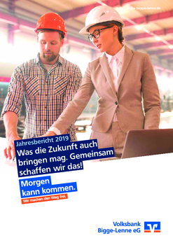 Aktuelle Broschüre von Volksbank Bigge-Lenne