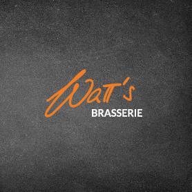 Aktuelle Broschüre von Watt´s Brasserie & Bar