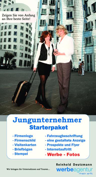 Aktuelle Broschüre von Werbeagentur Rhein Erft