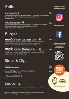Aktuelle Broschüre von World Food Trip Homburg