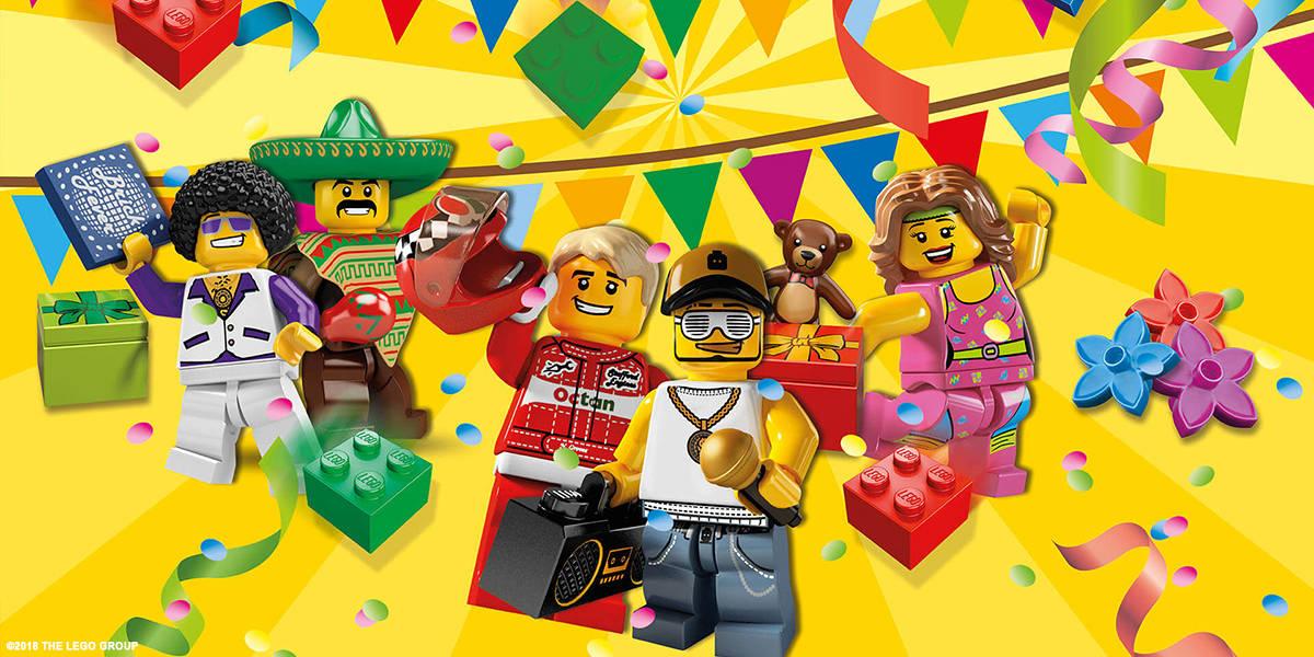 LEGOLAND - LEGO® Jubel Tage