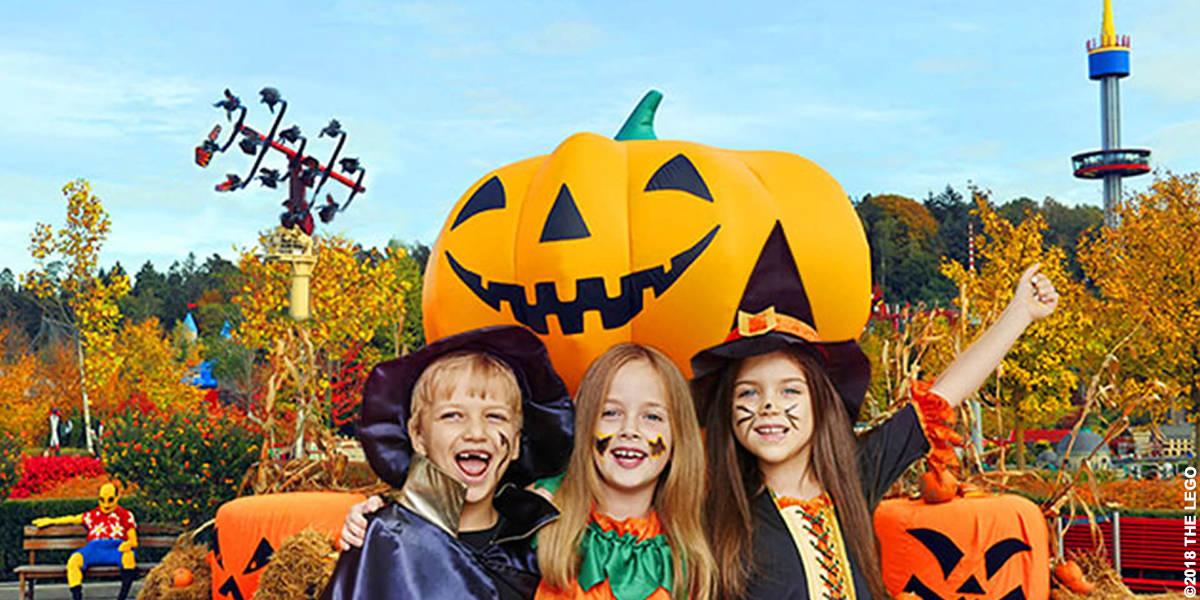 LEGOLAND - Halloween @ LEGOLAND