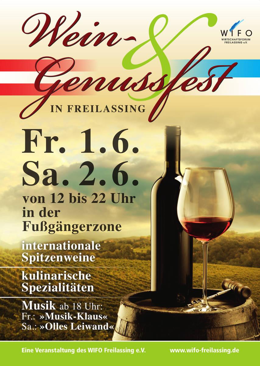 Wein- und Genussfest