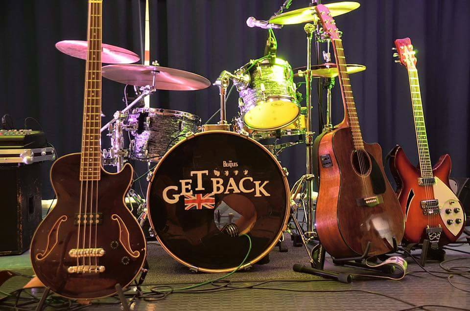 Get Back - Sound of the sixties
