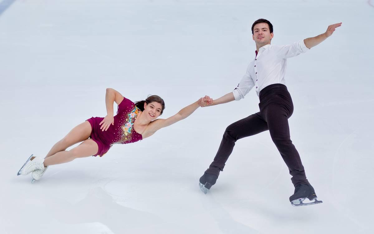 Österreichische Meiserschaften im Eiskunstlauf