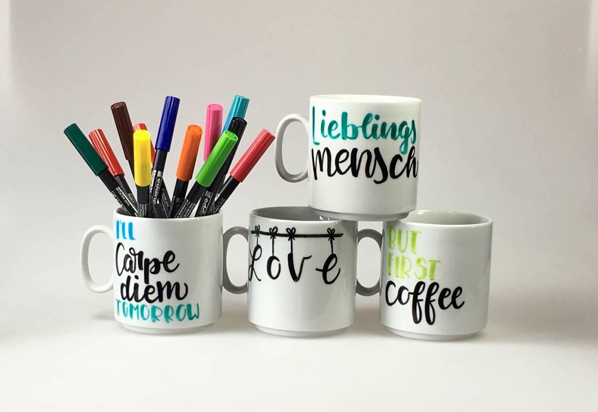 BERTZ Creative Cafe im Caffe Bozen - Lettering für (etwas) Fortgeschrittene