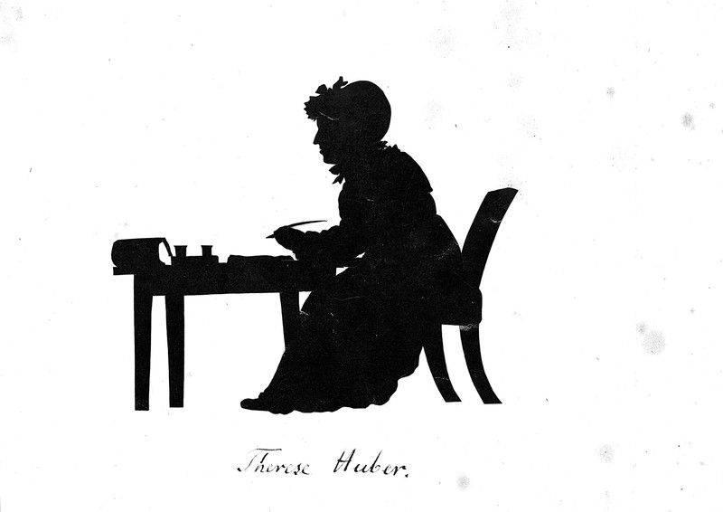 """Therese Huber (1764-1829) – """"Ich will Weisheit tauschen gegen Glück""""  Ein Leben als Bildungsroman"""
