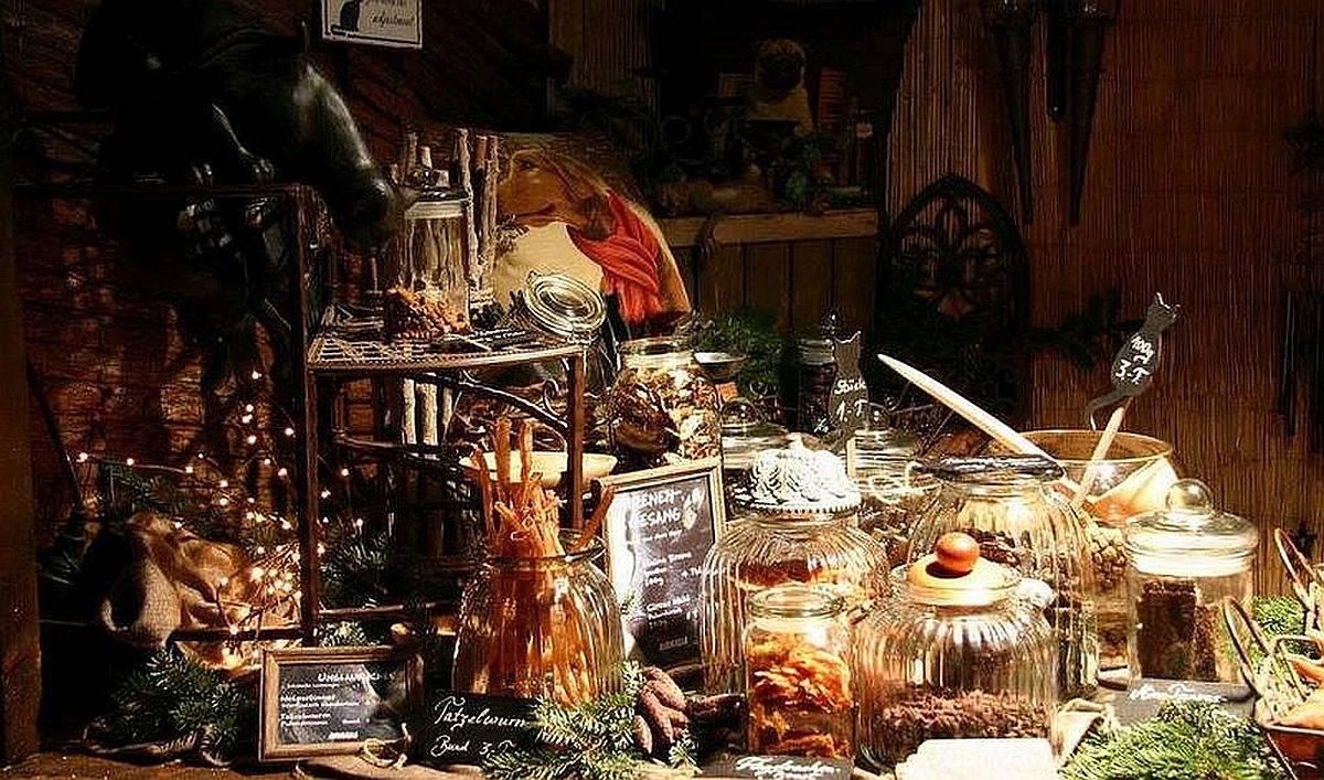 Mittelalterlicher Märchenmarkt auf dem Laurentiusplatz