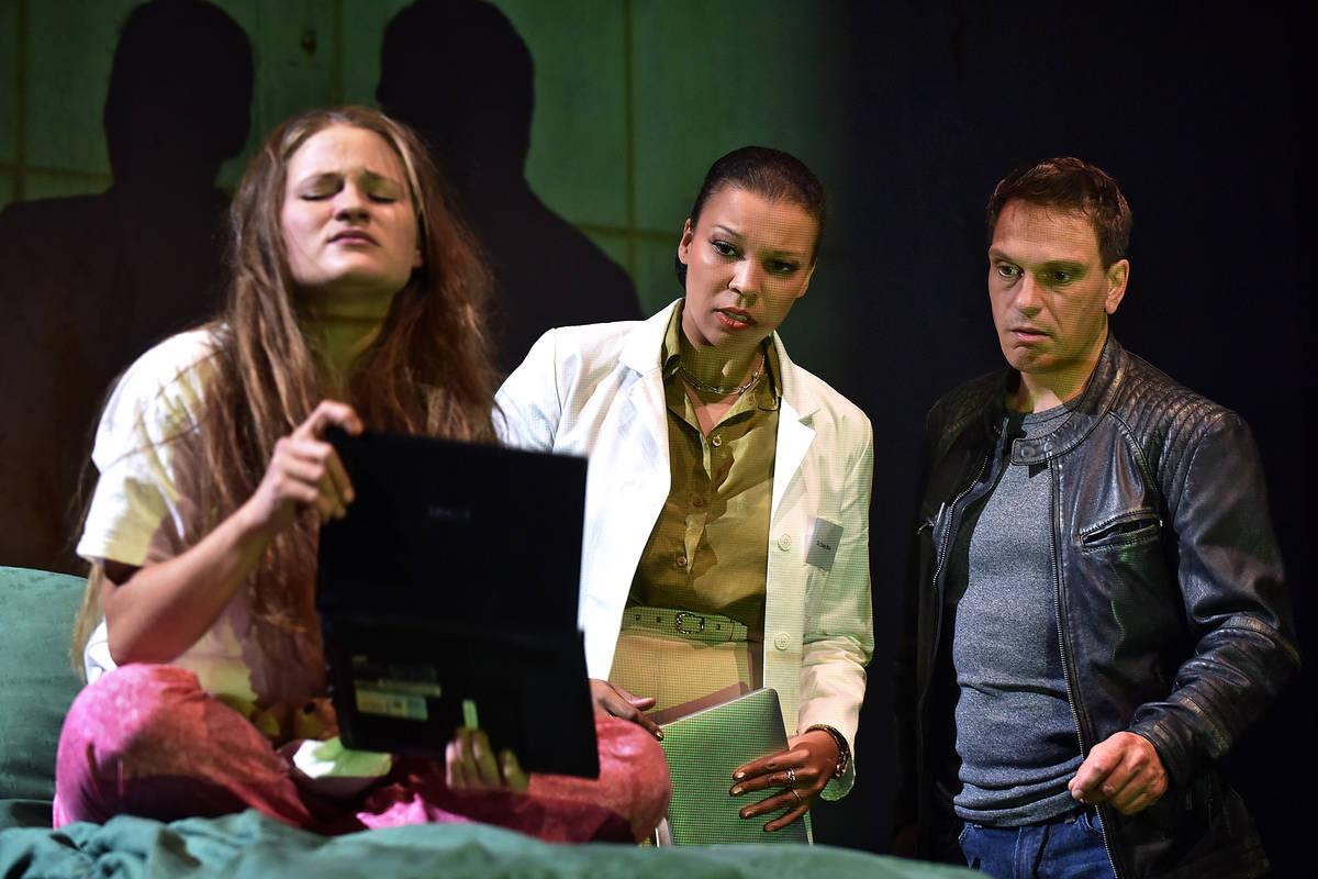 Passagier 23 - Theatergastspiel