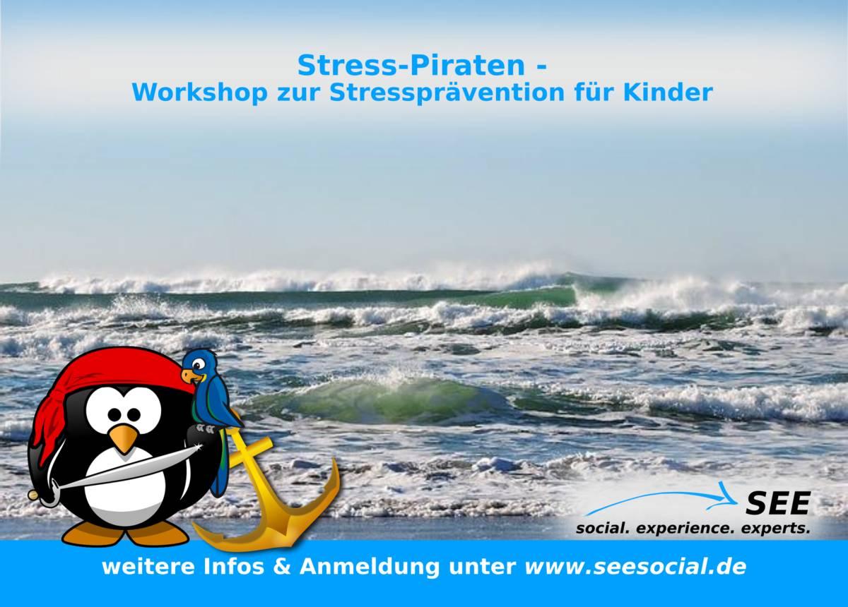 Stress-Piraten - Workshop zur Stressprävention für Kinder