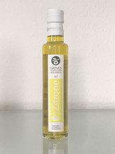 Natives Olivenöl mit Zitroneaus Kreta, 250 ml