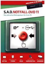 S.A.D. Notfall-DVD 11, 1 DVD-ROM