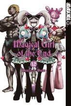 Magical Girl of the End. Bd.12 | Sato, Kentaro