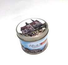 Blechdose mit Alfeld-Panorama