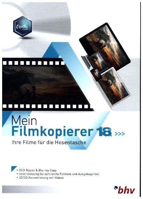 Mein Filmkopierer 18, 1 DVD-ROM