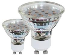 GU10 / 3 W / 240 Lumen LED-Leuchtmittel