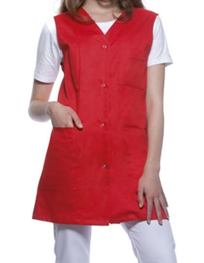Damenkasack Sara (Red (ca. Pantone 200C))