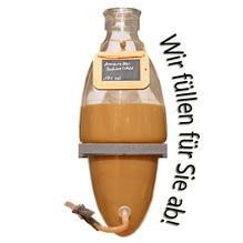 Laux 'Amaretto Sahnelikör' 17% vol, in verschiedenen Flaschenformen und Mengen!